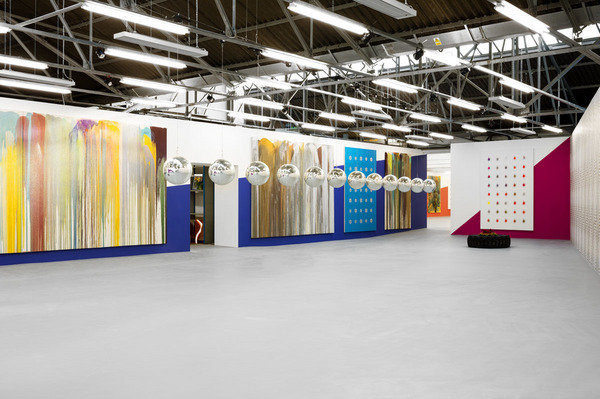 The Dairy Art Centre opened near Bloomsbury, London earlier this year. See more here - http://dairyartcentre.org.uk/