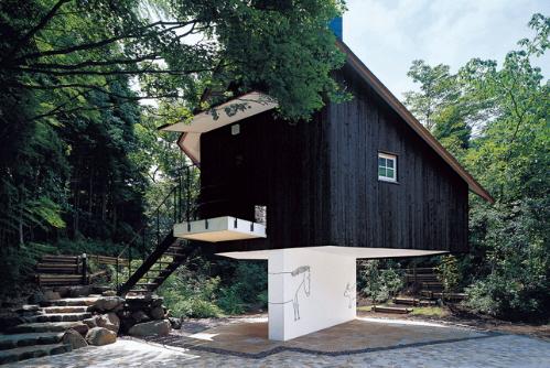 japanese homes and architecture terunobu fujimori