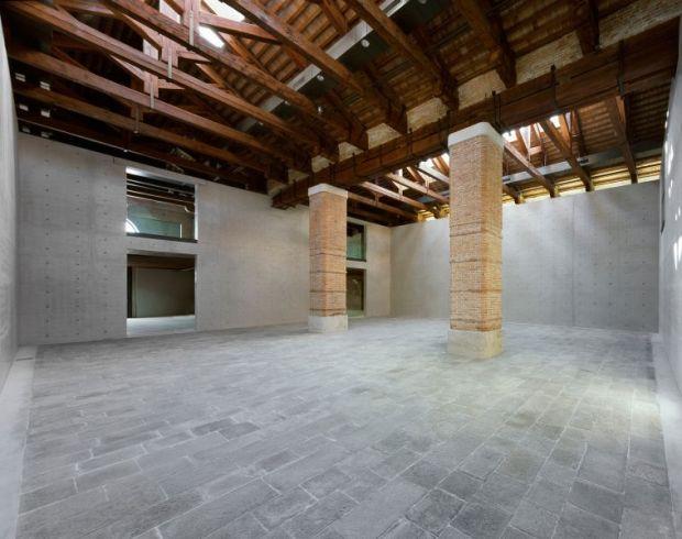 08 Punta della Dogana a Venezia_Arch. Tadao Ando
