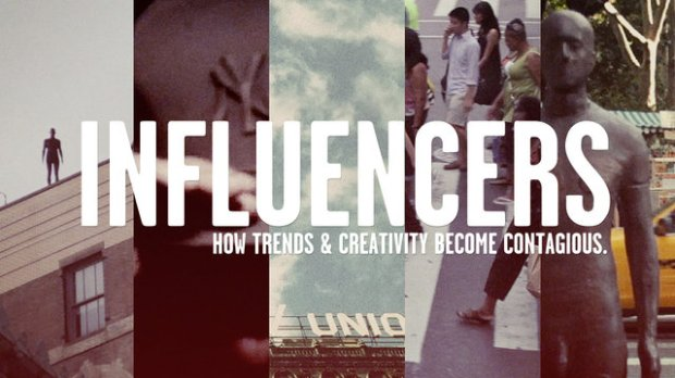 A short documentary that explores what it means to be an influencer and how trends and creativity become contagious today in music, fashion and entertainment. See more here - http://vimeo.com/16430345