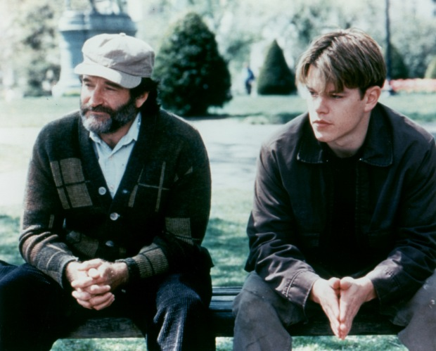 Regardless of your preference of film genre, Good Will Hunting is a must see. See more here - http://www.imdb.com/title/tt0119217/