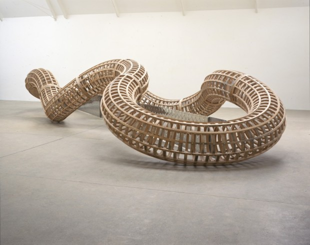 Tate Britain presents the Turner Prize winner Richard Deacon, a leading British sculptor, best known for his large, lyrical open forms. See more here - http://www.tate.org.uk/whats-on/tate-britain/exhibition/richard-deacon