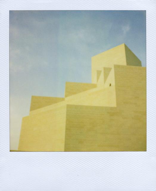 Cyrus Mahboubian polaroid