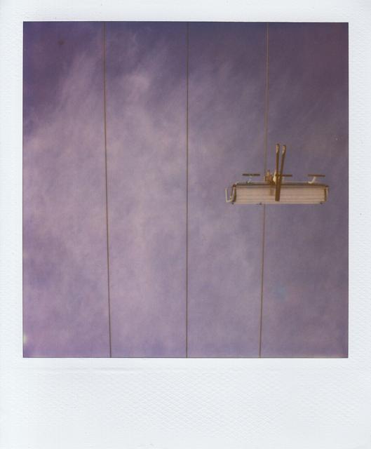 Cyrus Mahboubian polaroid2