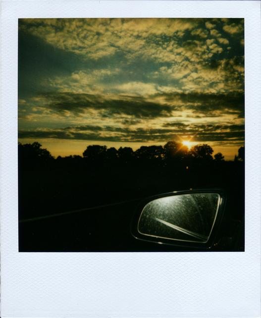 Cyrus Mahboubian polaroid4