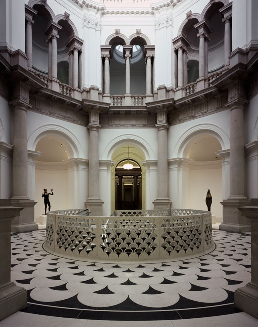 In 2013 Architecture practice Caruso St John has completed the renovation of London's Tate Britain. See more here - http://www.carusostjohn.com/projects/transforming-tate-britain/
