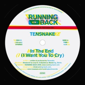 Tensnake_In The End (I Want You To Cry). Listen here - https://www.youtube.com/watch?v=aehj2nXAAfw